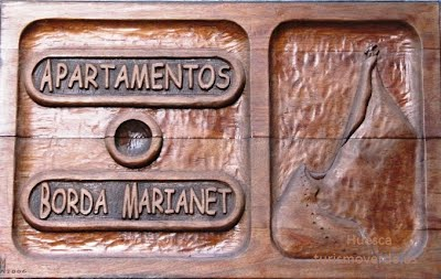 TURISMO VERDE HUESCA. Borda Marianet en Cerler